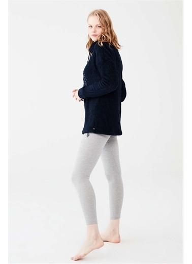 U.S. Polo Assn. U.S. Polo Assn. Kadın Lacivert Tunik Tayt Takım Lacivert